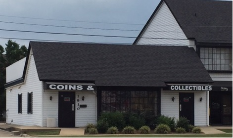 bossier coin and collectibles